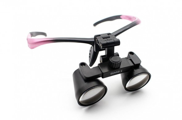 Dental Loupes Feather Flip-Up 3.5x