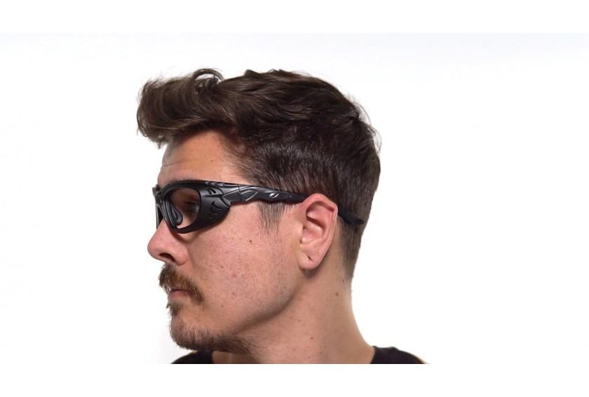 Mx Denali Z87 Safety Glasses - ANSI Z87.1 and CSA Z94.7 Certified