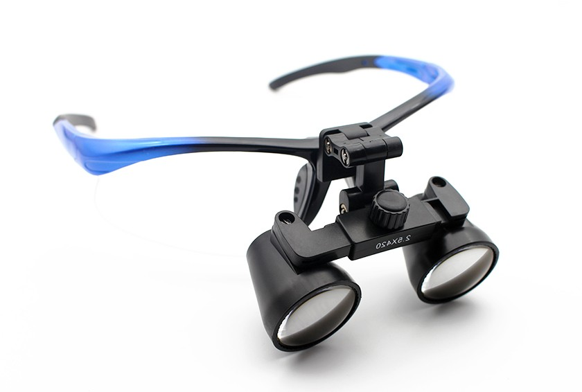 Dental Loupes  Sporty Flip-Up 2.5x