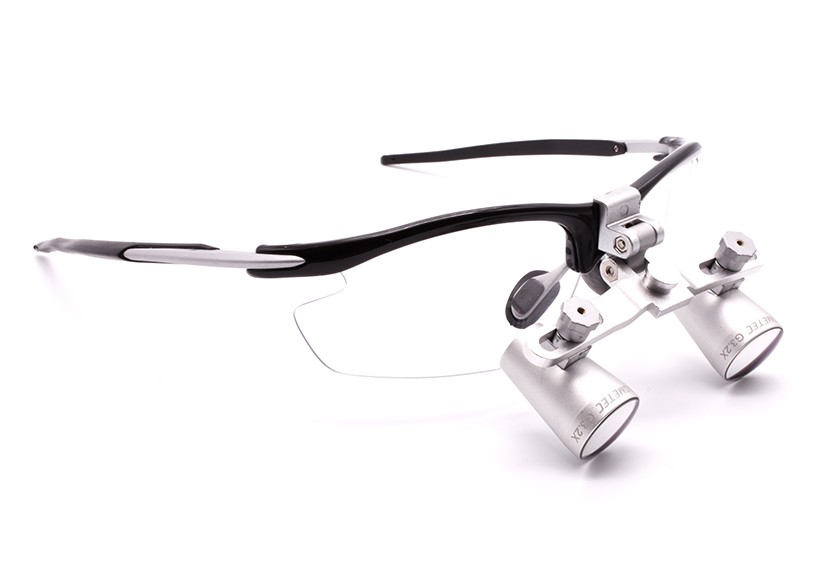 Dental Loupes  Fusion Flip-Up 3.0x