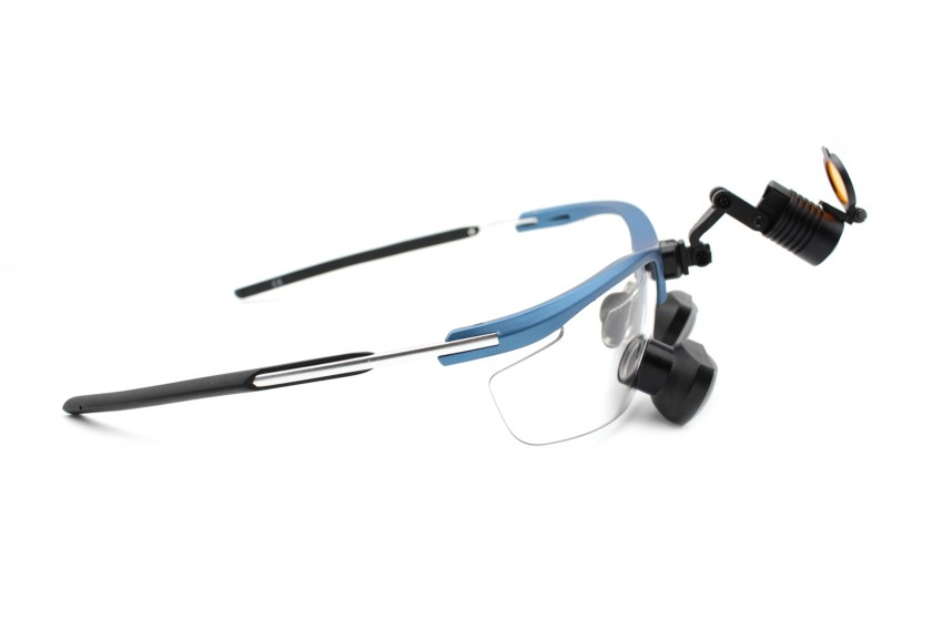 Dental Loupes and Headlight Combo Feather  TTL 2.5x, Save $200