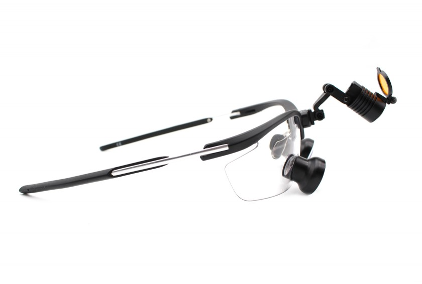 Dental  Loupes and Headlight Micro TTL 2.5x, Save $100