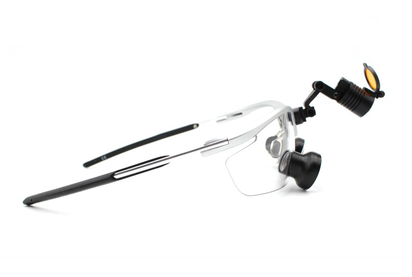 Dental Loupes and Headlight Combo Micro TTL 3.0x, Save $200