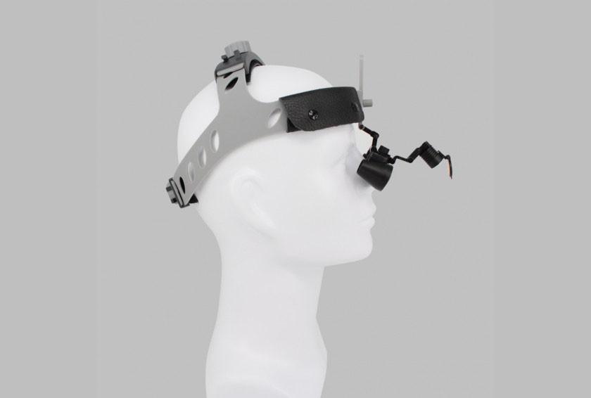 Dental Loupes and Headlight Combo Headband 2.5x, Save $100