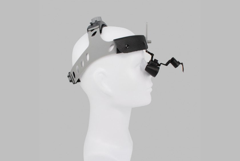 Dental Loupes and Headlight Combo Headband 3.5x, Save $100