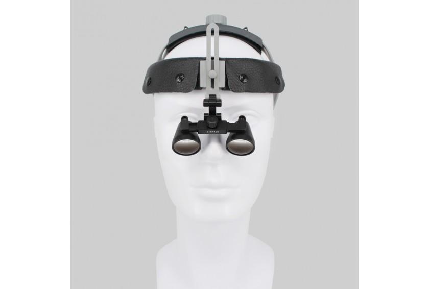Dental Loupes Headband  Flip-Up 2.0x-6.0x