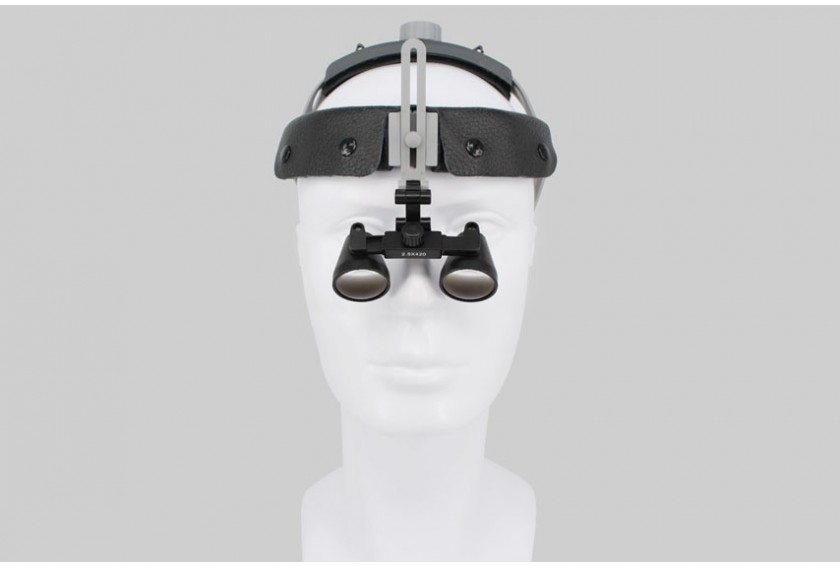Dental Loupes Headband Flip-Up 2.5x