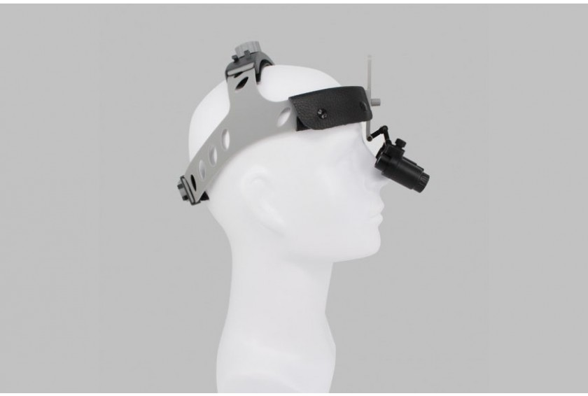 Surgical Loupes Headband Flip-Up 6.0x