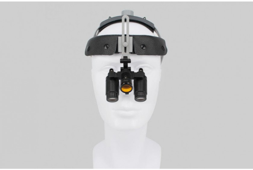 Surgical Loupes and Headlight Combo Headband 4.0x, Save $100