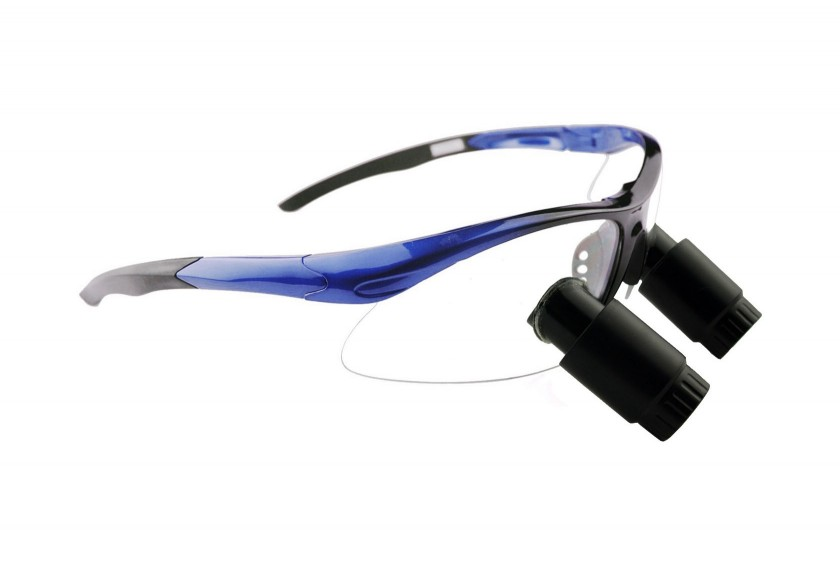 Surgical Loupes Prismatic TTL 6.0x