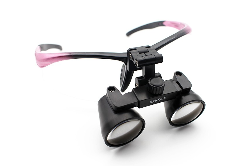 Dental Loupes Feather Flip-Up 2.0x