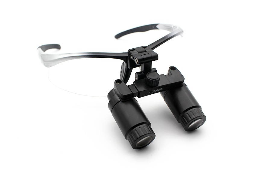 Surgical Loupes Sports Flip-Up 5.0x