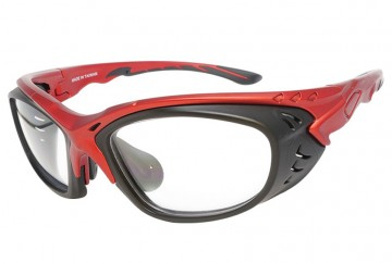 Mx Logan Wrap Around Safety Glasses - ANSI Z87.1 and CSA Z94.7 Certified