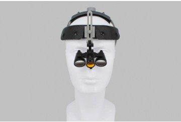 Dental Loupes and Headlight Combo Headband 3.5x, Save $100