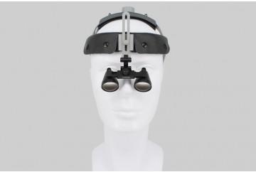 Dental Loupes Headband Flip-Up 2.5x