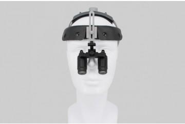 Surgical Loupes Headband Flip-Up 6.0x