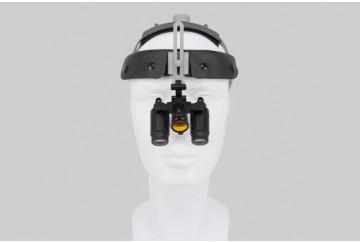 Surgical Loupes and Headlight Combo Headband 5.0x, Save $100