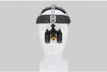 Surgical Loupes and Headlight Combo Headband 6.0x , Save $100