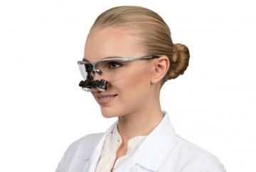 Dental Loupes Micro Flip-Up 2.5x