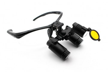 Surgical Loupes and Headlight Combo Flip-Up 4.0x, Save $200