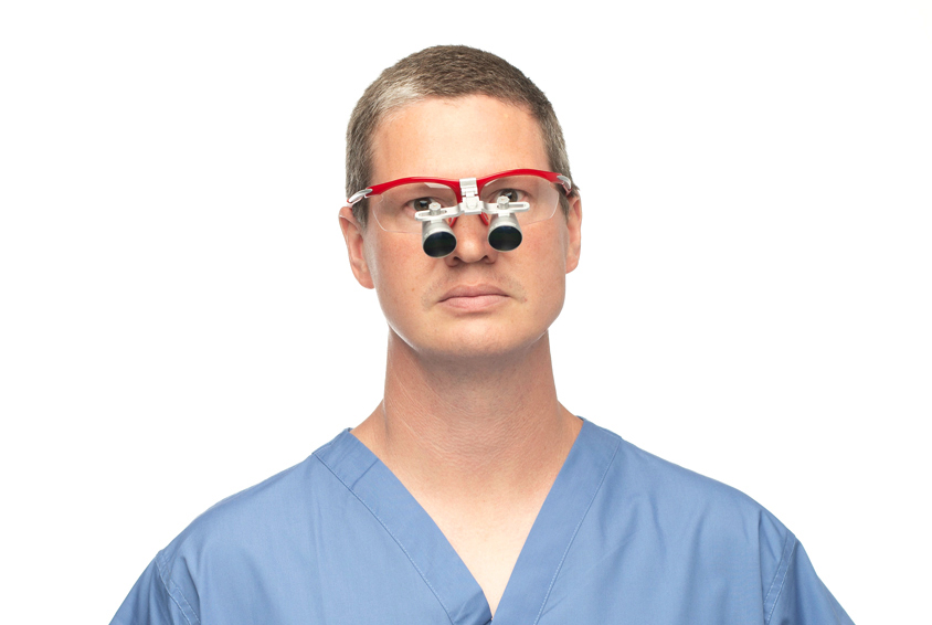 Dental Loupes Fusion Flip-Up