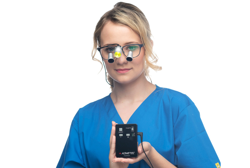 Fusion TTL Dental Loupes & Surgical Loupes