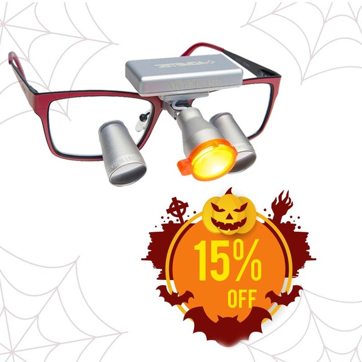Schultz Optical 15% Off Halloween Sale And A Few Trick Or Treat Tips For Dental Practices