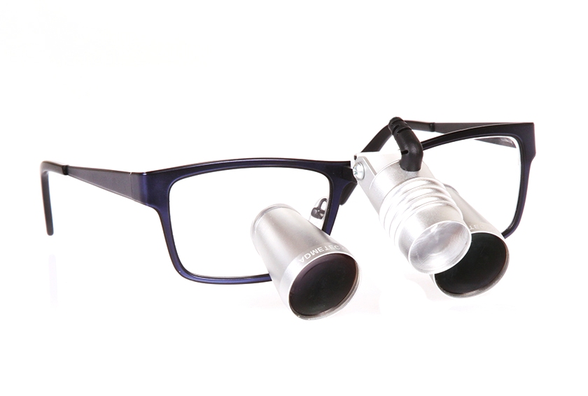 Schultz Optical launches its prismatic loupes innovation – The Feather Series Prismatic TTL Medical Loupes