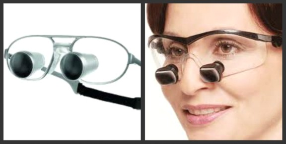 Surgical Magnification Loupes: Comparing The Different Types Of Frames Part 1