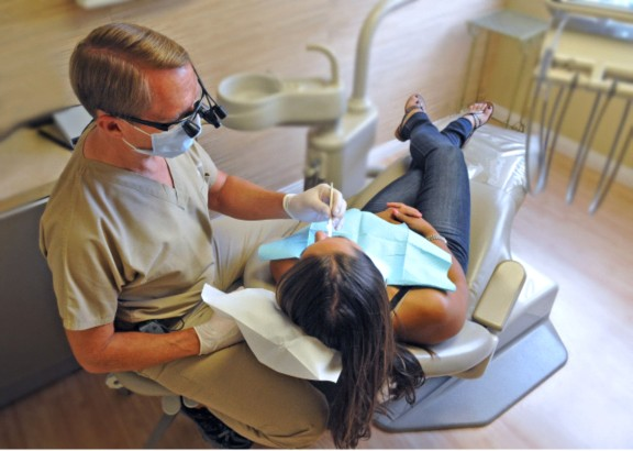 Dentist Magnifying Loupes