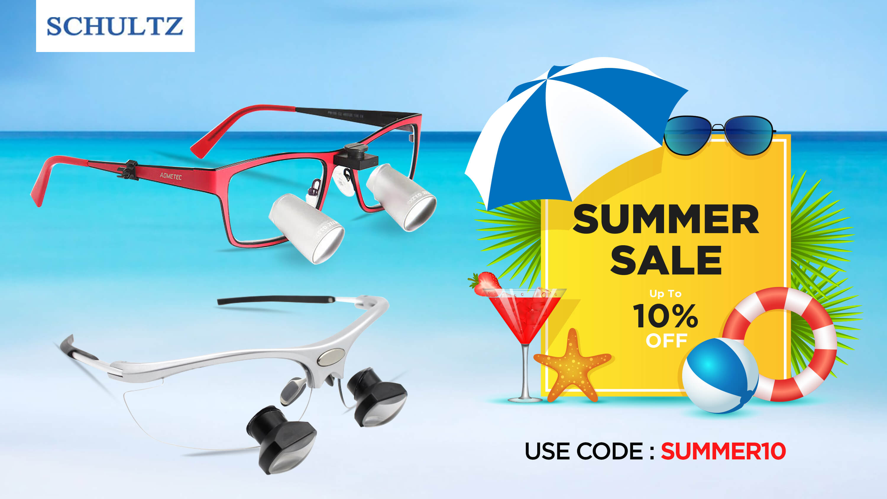 Catch Our Summer Sales And Save As Much As 10%