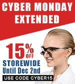 15% Off Cyber Monday Storewide Sale| What Makes SCHULTZ Different From Other Dental Loupes Retailers
