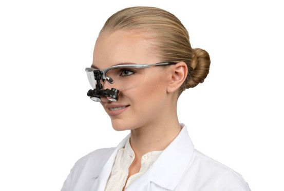 Dental Loupes Micro Flip-Up