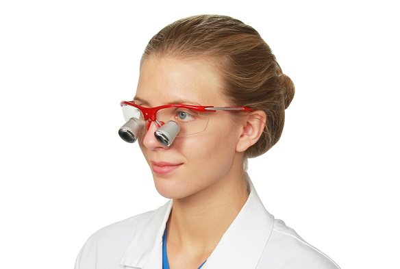 dental loupe