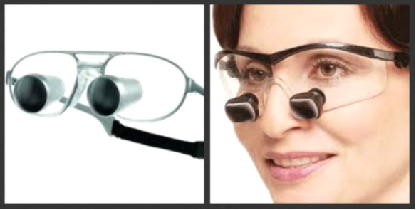 FAQS About Dental Loupes