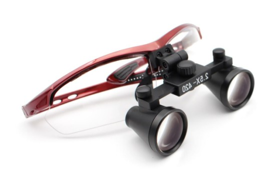 Flip-Up Headband Dental Loupes