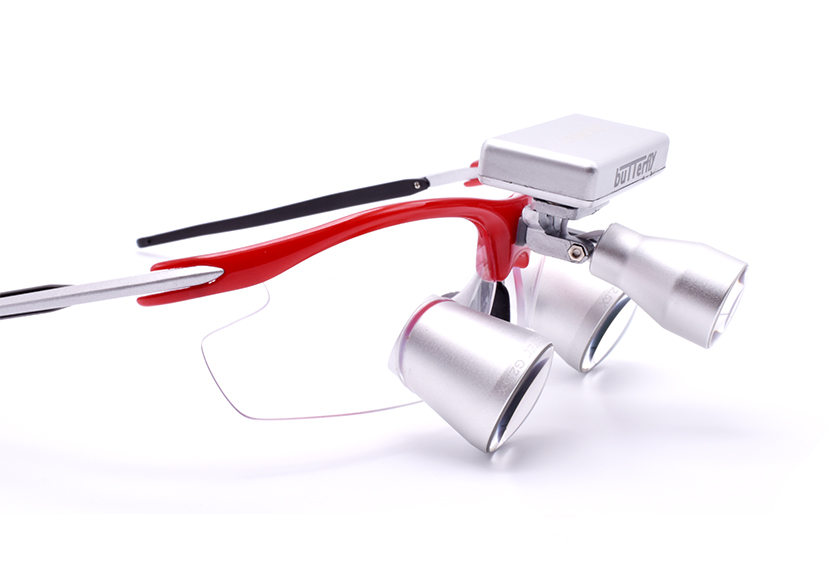 Schultz optical hygieist loupes