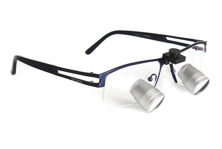 Dental Loupes New Fusion TTL 3.2x
