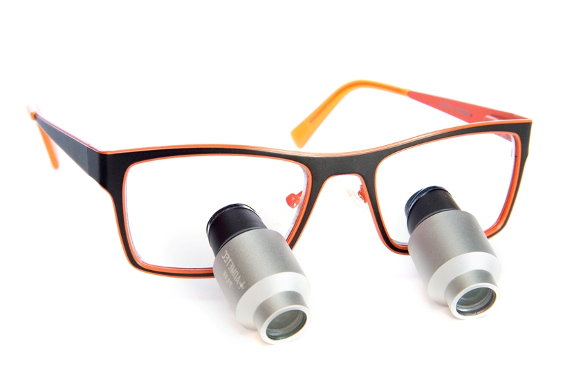 fusion surgical loupes