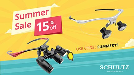 Detal Loupe Summer sale
