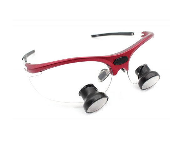 dental loupes TTL