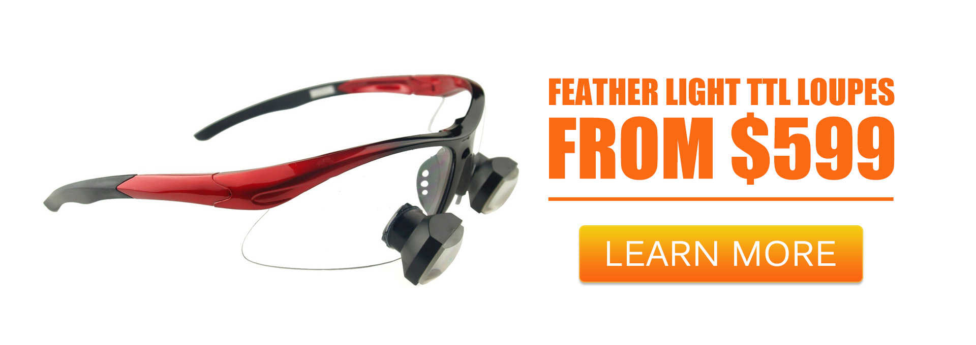 Feather Light TTl Loupes