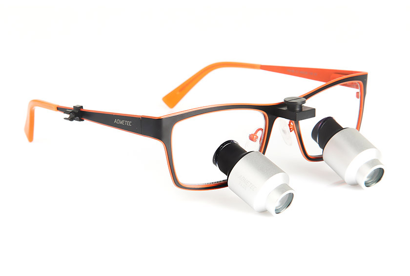 Surgical Loupes and Headlight Combo TTL