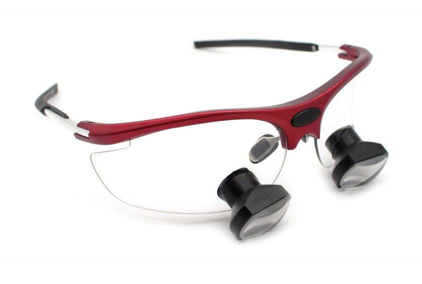 Feather TTL Dental Loupes & Surgical Loupes