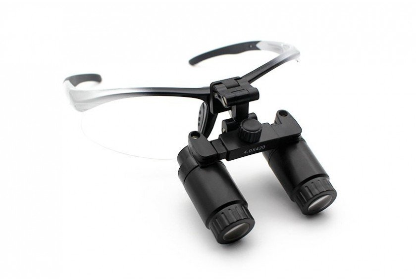Power Flip-Up Surgical Loupes